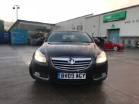 VAUXHALL INSIGNIA SE CDTI DIESEL1.9L SPARES AND REPAIRS