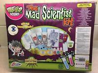 Mad Scientist experiment game