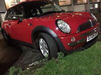 2004 mini one 1.6 low miles