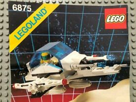 Lego 6875 - Hovercraft