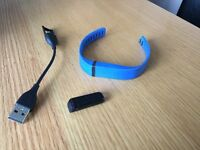 Fitbit Flex wireless activity tracker with charger