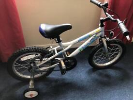 Kids mountain bike ages 4-6