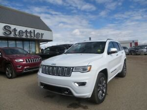 2017 Jeep Grand Cherokee OVERLAND AIR SUSPENSION!! NAPPA LEATHER