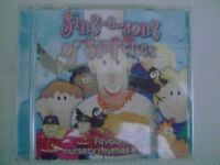 Sing-a-song of Sixpence. CD 27 songs