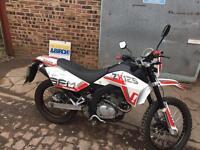 SFM Sachs 125 ZX Enduro, trail, geared motorbike