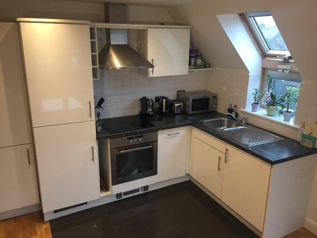 Kitchen units and/or appliances available