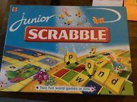 Junior Scrabble - Excellent Condition