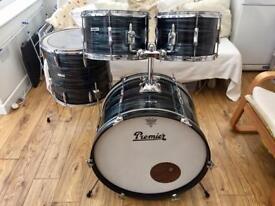 Vintage 70's Premier Olympic Drums