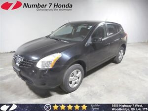 2009 Nissan Rogue S| Power Group Options!