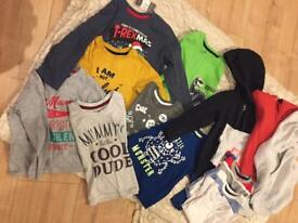 Baby boy clothes 24-36mnths & 18-24mnths