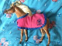 Chad Valley Pony Parade Horse and Coat