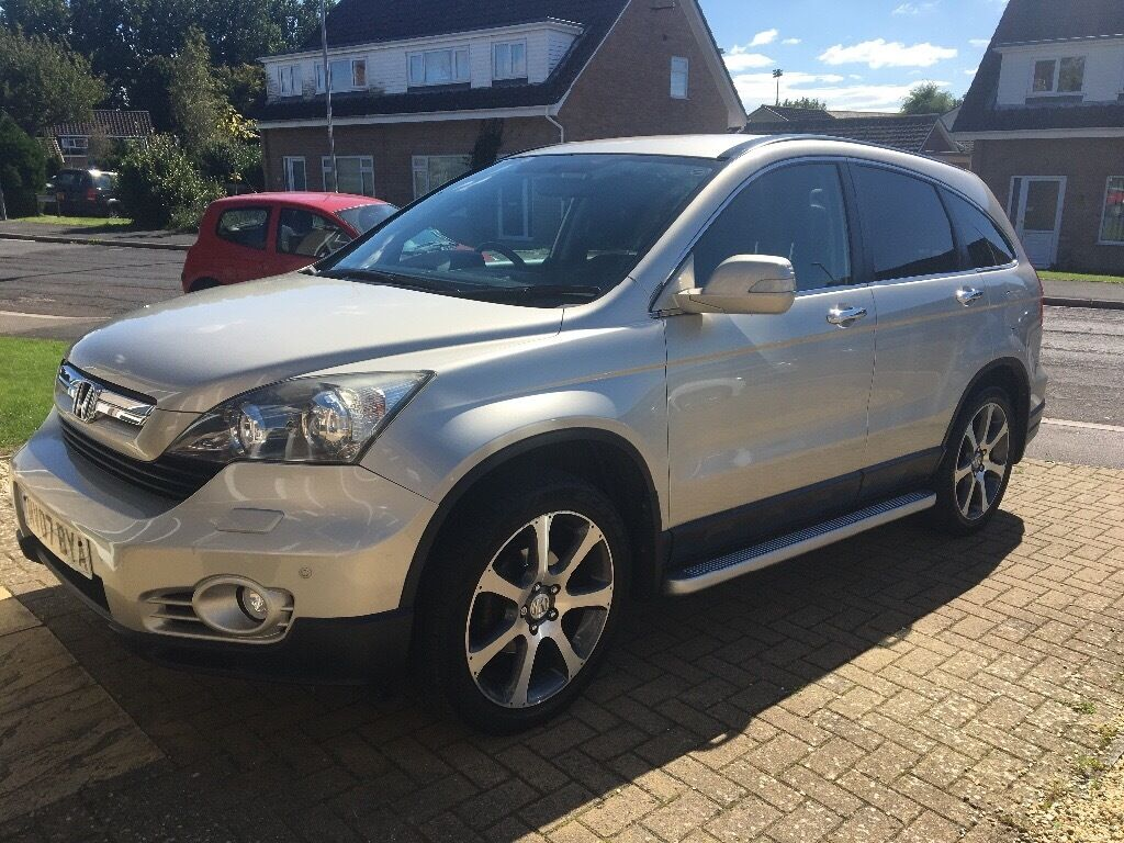 Honda CRV 2.0 Petrol 5dr Added Aero Kit & 19 Inch Alloys - Beautiful Condition | in Dorchester ...