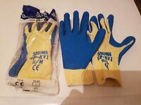 Brand new mens work gloves