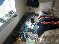 Massive 3-4 4-5 clothes bundle £30 if collected today