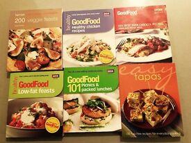 Cook books (6)