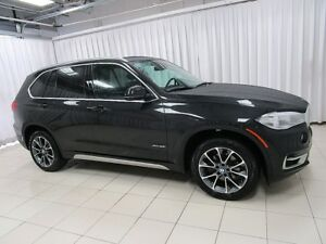 2018 BMW X5 BEAUTIFUL!!!! 35i x-DRIVE AWD LUXURY SUV W/ NAV, S