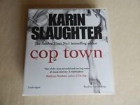 "Karin Slaughter ""Cop Town"" Audio Book"