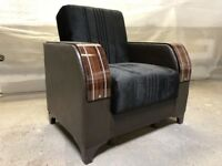 Brand New Handmade Armchair *SHOWROOM STOCK CLEARANCE* FREE DELIVERY