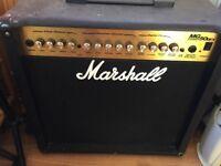 Marshall MG50 DFX guitar amp