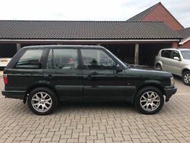 4.0l Range Rover Vogue SE p38 1996 lpg converted (runs on gas or petrol)