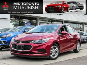 2017 Chevrolet Cruze LT Auto Sunroof |Back Up Camera|Bluetooth|a