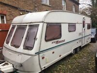 Swift challenger caravan 26ft