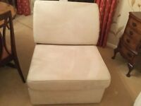 Sofa bed, single, from John Lewis, good condition