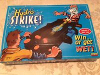 Hydro Strike and Air Slammer Table Top Games