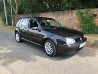 Vw golf 1.9TDI Automatic 2002 10 months MOT Air condition 79000 mileage