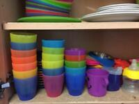 Plastic Cutlery Children