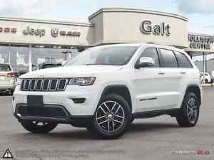 2018 Jeep Grand Cherokee LIMITED 4X4 | LEATHER BLUETOOTH APPLE C