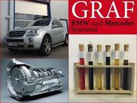 Mercedes Automatikgetriebe spülen kosten ML W164 W166 GL Hamburg Wandsbek - Hamburg Marienthal Vorschau
