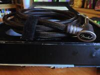 Fender - Premium Platinum - Acoustasonic Acoustic Cable - 12ft - £15