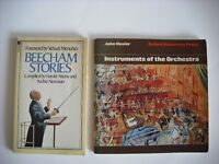 Instruments of the Orchestra and Beecham Stories.