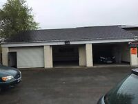 1,125 SQ FT unit warehouse garage to rent let, main road chorley - storage, car pitch all inclusive