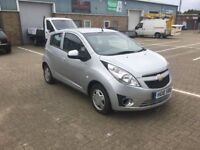 2010 Cheverolet Spark...1.0...REDUCED...38,000 Miles...Full Service History...12 Month MOT...