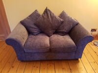 Excellent quality charcoal sofa for sale