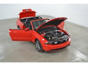 2012 Ford Mustang GT Convertible Automatique Une Proprio !!!