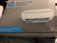 HP DeskJet 3630 wireless hardly used