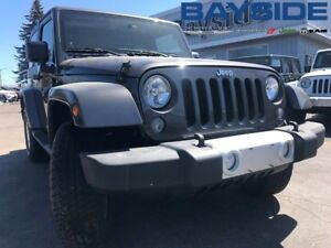 2014 Jeep Wrangler Sahara | 4X4 | BLUETOOTH
