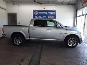 2015 Ram 1500 LARAMIE 4X4 CREW CAB 5.7L Kitchener / Waterloo Kitchener Area image 2