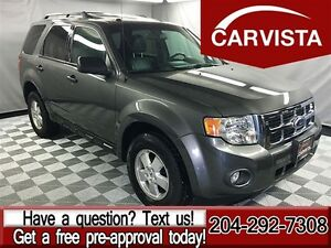 2012 Ford Escape XLT FWD -LOCAL VEHICLE, NO ACCIDENTS, BLUETOOTH