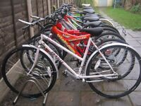 MENS/LADIES MOUNTAIN/HYBRID BIKES IN GOOD TO VGC!! PRICES FROM £35