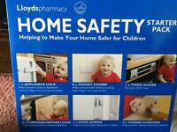 Home safety starter kit