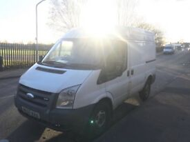 Ford transit 57 reg new mot and tax