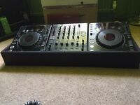 *Pair* CDJ 1000 mk3 Digital DJ decks x 2