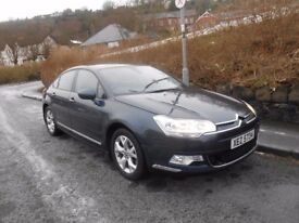2008 citroen c5 1.6 diesel new shape,£2500