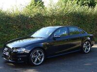 2011 (61) Audi A4 2.0 TFSI Manual Black Edition S Line 4dr - NAVIGATION - HEATED SEATS