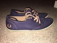 Fred perry women's trainers