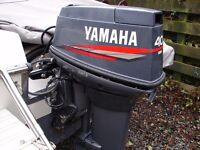 outboard engine